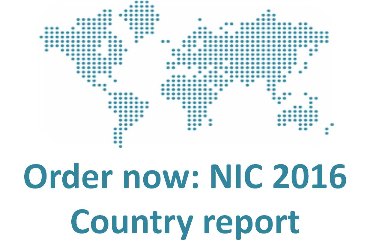 bimac NIC / Order NIC 2016 Country report